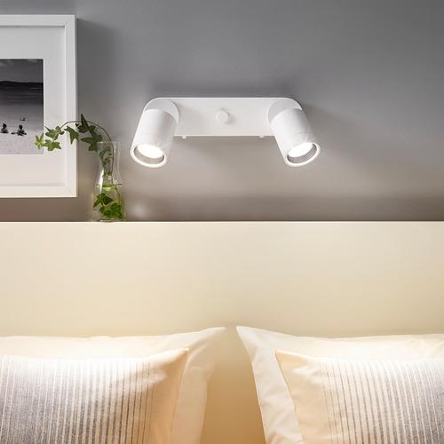 NYMÅNE kahe valgustiga seinalamp