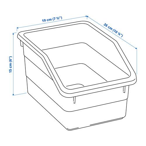 SOCKERBIT контейнер