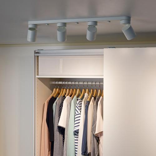 NYMÅNE потолочный софит, 4 ламп