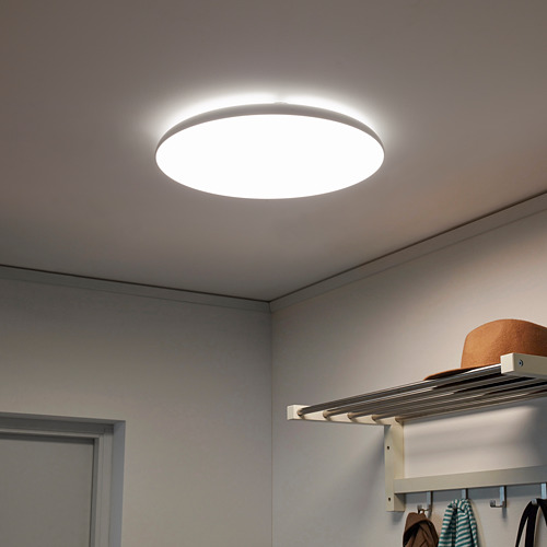 NYMÅNE LED ceiling lamp