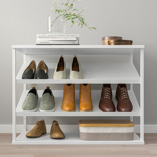 PLATSA batų lentyna