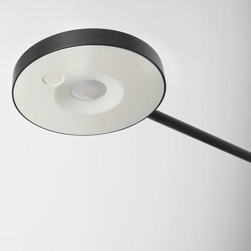 YPPERLIG светильник напольный, светодиодный
