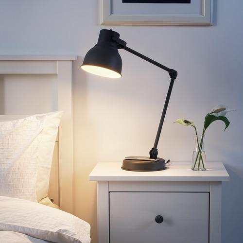 HEKTAR лампа/устройств д/беспровод зарядки
