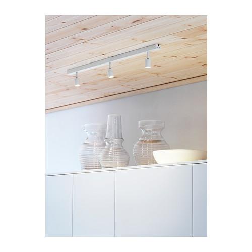 BÄVE lubinis 3 LED lempų šviestuvas