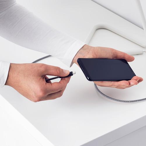 LILLHULT USB type C to USB C cord