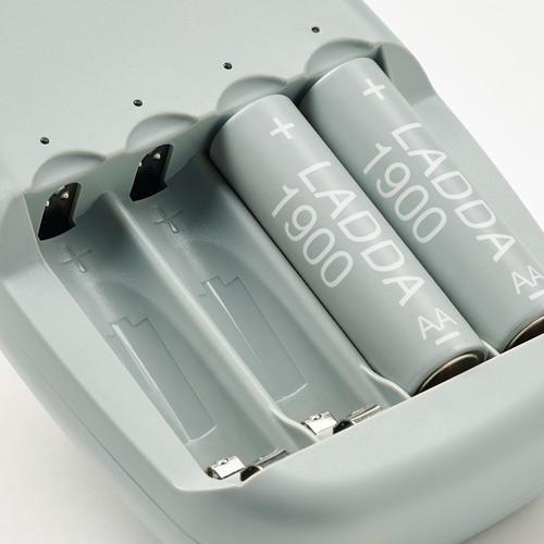 LADDA įkraunamoji baterija