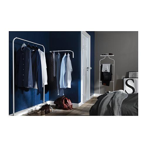 MULIG clothes rack