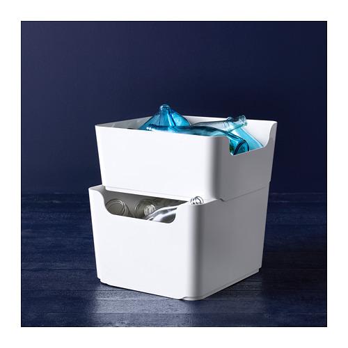 PLUGGIS контейнер д/сортировки мусора