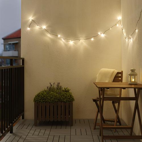 LEDLJUS 24 LED lempučių girlianda