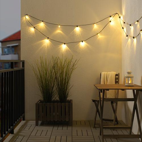 UTSUND 24 LED lempučių girlianda