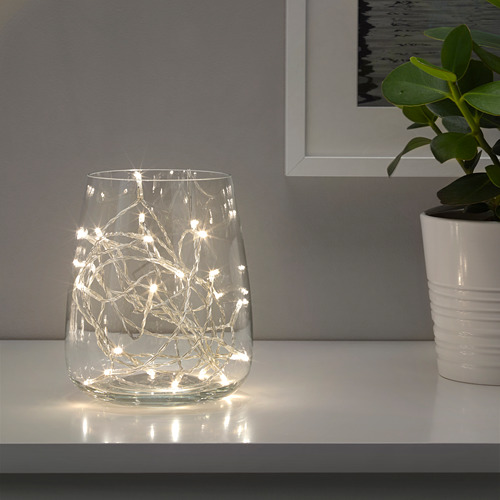 LEDFYR 24 LED lempučių girlianda