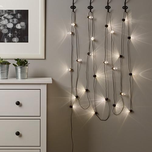 BLÖTSNÖ 24 LED lempučių girlianda