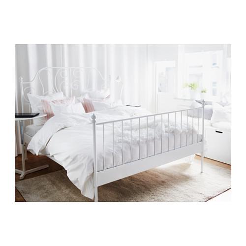 LEIRVIK gultas rāmis / Lönset redeles