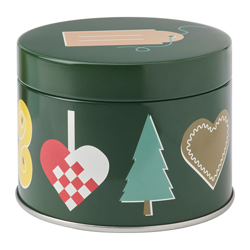 VINTER 2021 tin with lid