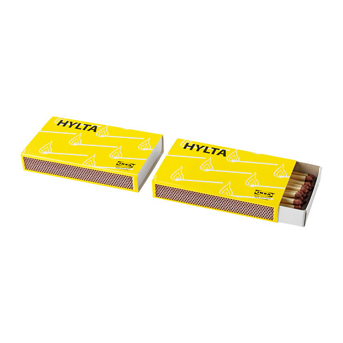 HYLTA box of matches