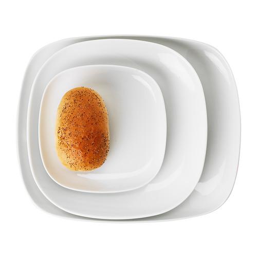 VÄRDERA plate