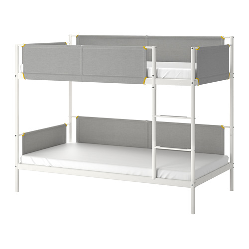 VITVAL dviaukštės lovos rėmas