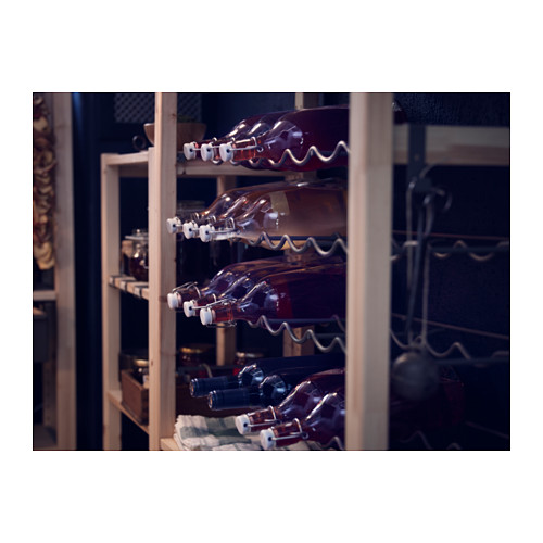 IVAR butelių lentyna