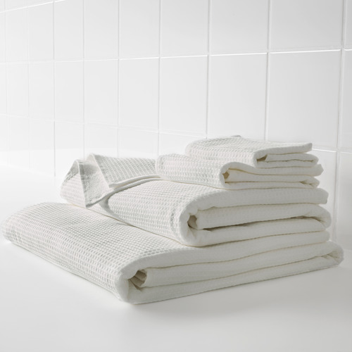 SALVIKEN hand towel