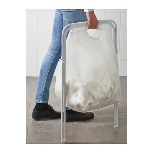 JÄLL мешок для белья на опоре