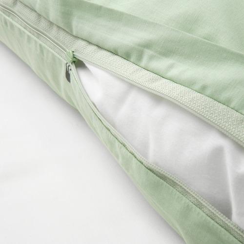 VÄNKRETS duvet cover and pillowcase