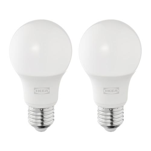 SOLHETTA LED lambipirn E27 470 luumenit