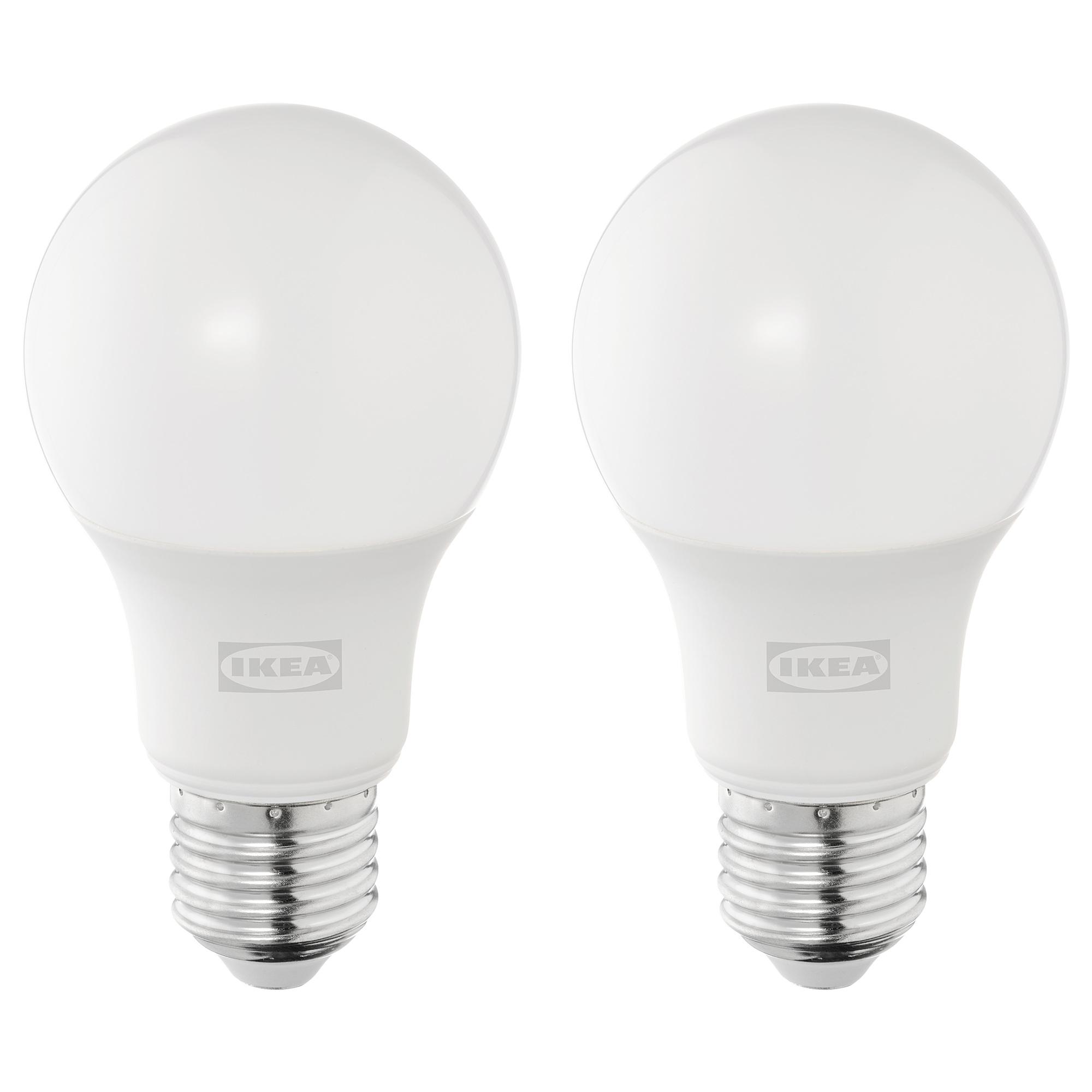 SOLHETTA LED bulb E27 470 lumen