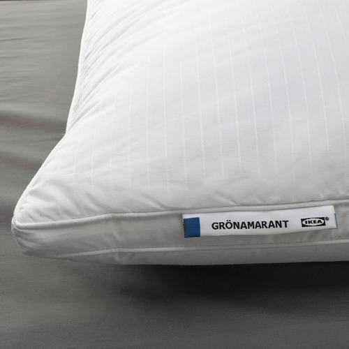 GRÖNAMARANT pillow, high