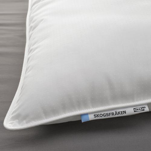 SKOGSFRÄKEN pillow, low