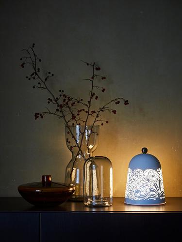 SOLSKUR stalinis LED šviestuvas