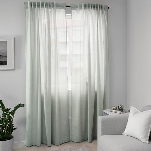 HANNALILL curtains, 1 pair