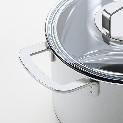 IKEA 365+ кастрюля с крышкой