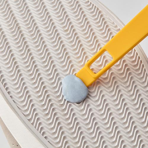 PEPPRIG 2 в 1, щетка для обуви со скребком