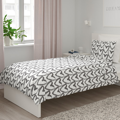 LYKTFIBBLA antklodės užv. ir pagalvės užv.