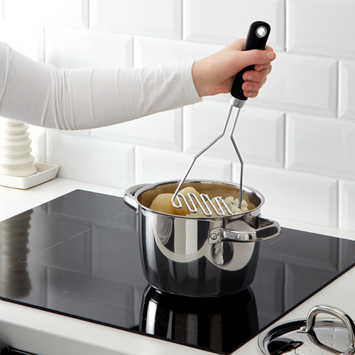 IKEA 365+ HJÄLTE bulvių grūstuvė