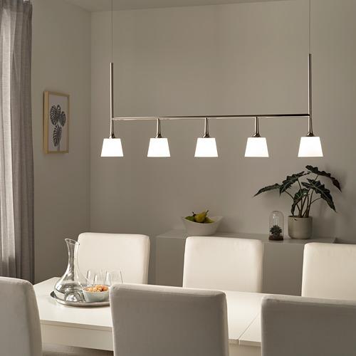 TYBBLE подвесной светильник/5 светодиодов