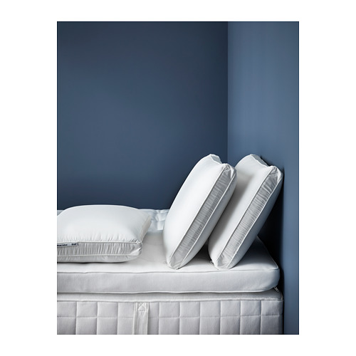 PRAKTVÄDD ergonomic pillow, side sleeper