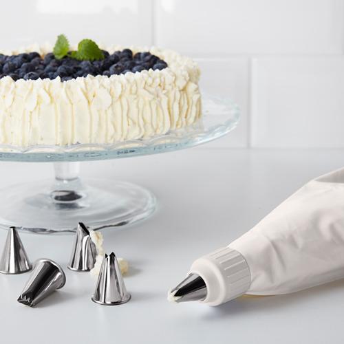 SMAKSAM torto puošimo įrankiai