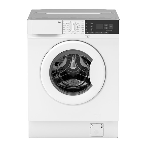 TVÄTTAD skalbimo mašina