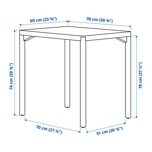 RÅVAROR dining table