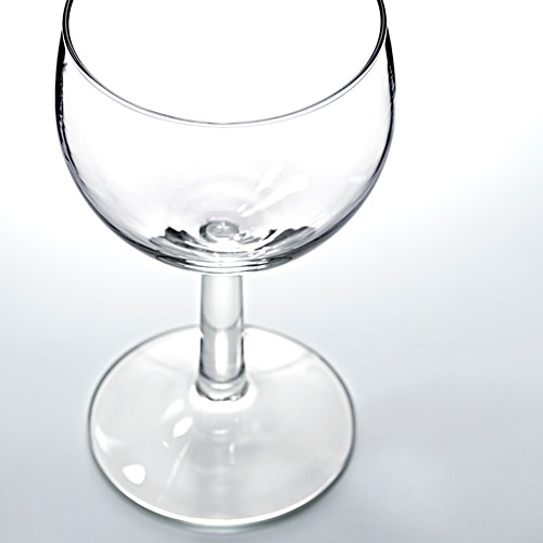 FÖRSIKTIGT veiniklaas