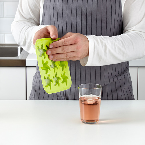 PLASTIS ice cube tray   (For online purchases, the colour is chosen randomly.)
