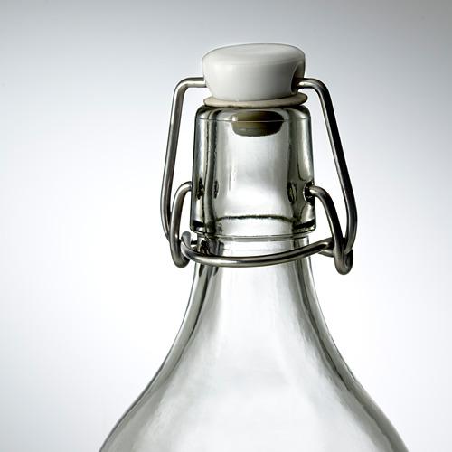 KORKEN бутылка с пробкой
