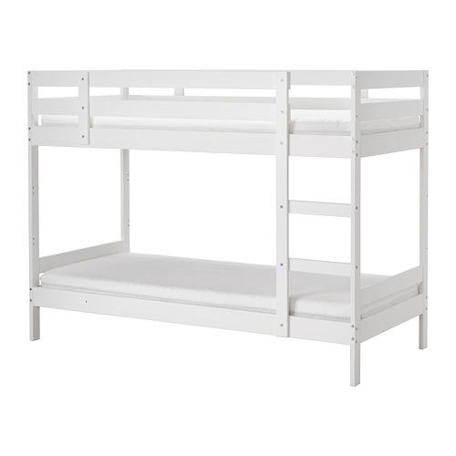 MYDAL dviaukštės lovos rėmas
