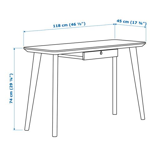 LISABO rašomasis stalas