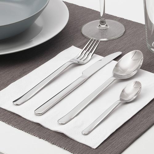 IKEA 365+ 24 dalių stalo įrankių rinkinys