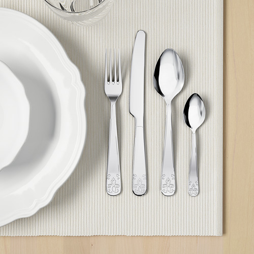 ÄTBART 24-piece cutlery set