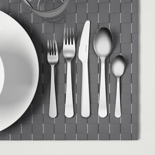 DRAGON 60-piece cutlery set