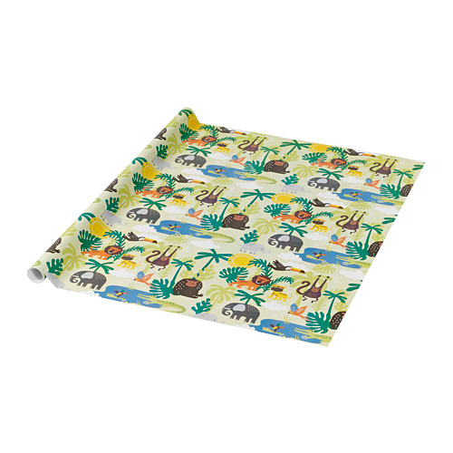 PURKEN gift wrap roll