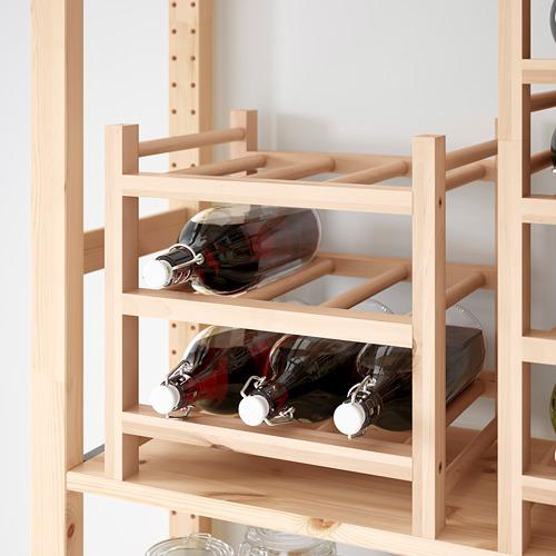 HUTTEN 9 vyno butelių stovas